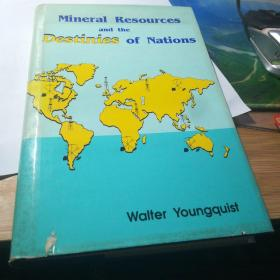 Mineral resources and national destiny(矿产资源与国家命运)
