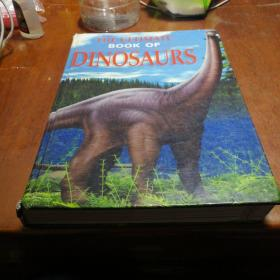 THE ULTIMATE BOOK  OF DINOSAURS(恐龙终极之书)英文原版
