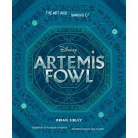Art and Making of Artemis Fowl 英文原版 阿特米斯的奇幻历险