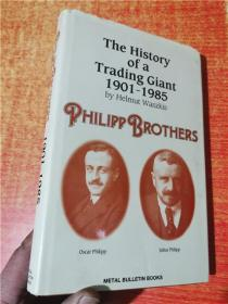 PHILIPP BROTHERS 1901-1985 精装