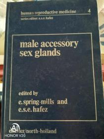 MALE ACCESSORY SEX GLANDS雄性附属性腺