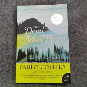 PAULO COELHO THE DEVIL AND MISS PRYM魔鬼与普里姆小姐