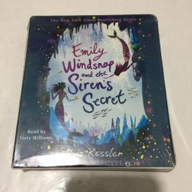 Emily Windsnap and the Siren's Secret(AudioCD)  儿童英语故事听力CD版  5CD