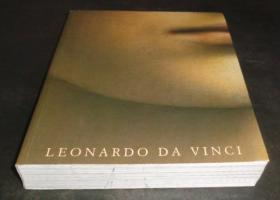 2手英文 Leonardo da Vinci: The Complete Paintings 达芬奇 小本 fa28