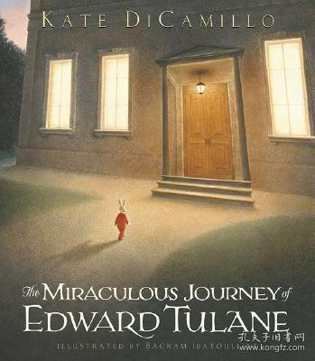 爱德华的奇妙之旅 The Miraculous Journey of Edward Tulane原版