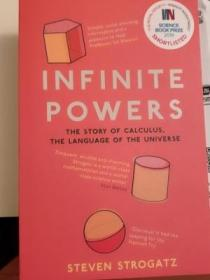 无穷的力量 英文原版 Infinite Powers Steven Strogatz