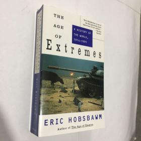 The Age of Extremes:A History of the World, 1914-1991