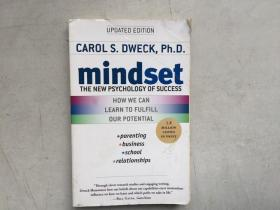 Mindset: The New Psychology of Success(英文原版)