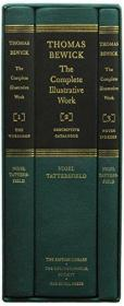 Thomas Bewick: The Complete Illustrative Work (3 volumes)