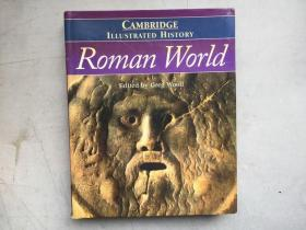 The Cambridge Illustrated History of the Roman World (Cambridge Illustrated Histories)(英文原版)