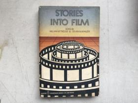 Stories into film (Harper Colophon Books)(英文原版)