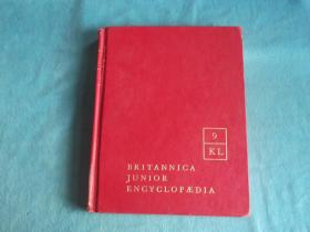 英文原版:BRITANNICA JUNIOR ENCYCLOPEDIA(大英百科全书) 9 KL