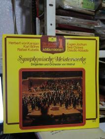 symphonische meisterwerke dirigenten und orchester von weltruf   澶ч粦鑳舵湪  30/30CM 闄勪竴浠�12寮�姝屽崟