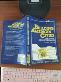 building american cities:the urban real estate game (second edition)