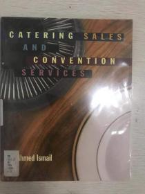现货  Catering, Sales and Convention Services (Food & Hospitality Series)