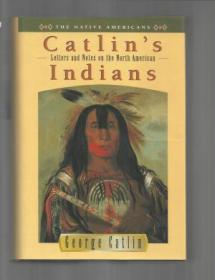 CATLINS LETTERS AND NOTES ON THE NORTH AMERICAN INDIANS. TWO VOLUMES IN ONE. With Four Hundred I...