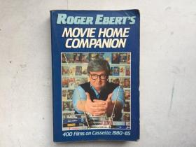 Roger Eberts Home Movie Companion 400(英文原版)