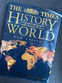 The Times History of the World 现货
