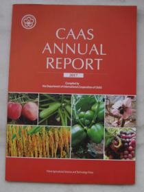 CAAS ANNUAL REPORT 2017