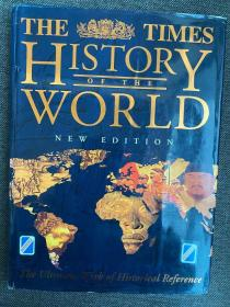 现货 The Times History of the World
