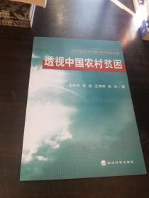 透視中國農村貧困