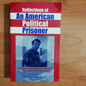 英文原版Reflections of An American Political Prisoner美国政治犯的反思
