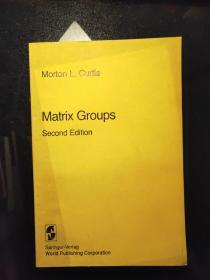 Matris Groups Second Edition