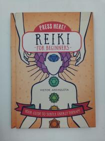 Reiki for Beginners : Your Guide to Subtle Energy Therapy
