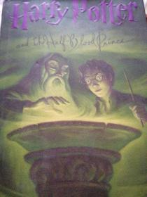 HARRY POTTER AND THE HALF_BLOOD PRINCE