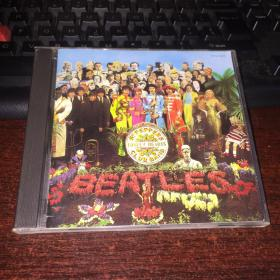 披头士The Beatles Sgt Pepper's Lonely Hearts Club Band 首版