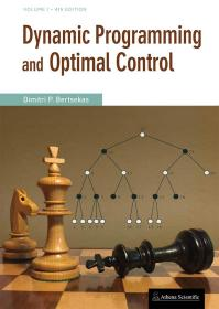 Dynamic Programming and Optimal Control: 1  Dimitri P. Bertsekas 英文原版 动态规划与最优控制