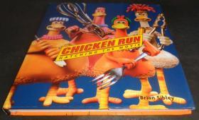 2手英文 Chicken Run: Hatching the Movie 小鸡快跑 sdd90