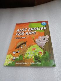 ALO7 ENGLISH FOR KIDS 4A