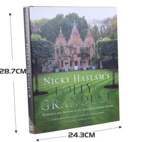 Nicky Haslam's Folly De Grandeur 室内设计大师作品