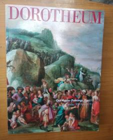 dorotheum(old master paintings,part I,tuesday,30th april 2019)