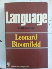 Language (unwin University Books)