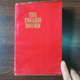 THE ENGLISH DUDEN銆斿ぇ鏉滅櫥鑻辫鍥捐В璇嶅吀銆曞琛ユ湰