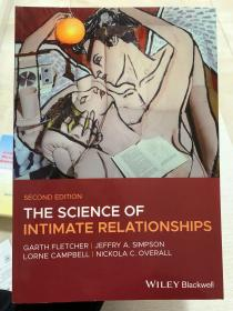 现货 The Science of Intimate Relationships  英文原版