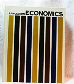 Economics 8th Edition Hardcover – January 1, 1970