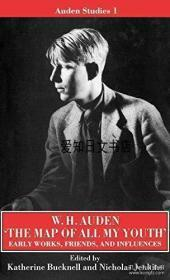 【包邮】Auden Studies Vol 1 (auden Studies)