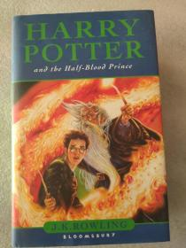 Harry Potter and the Half-Blood Prince  正版