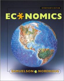 Economics by Paul A. Samuelson; William D. Nordhaus
