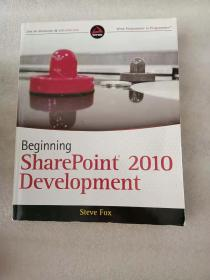 Beginning SharePoint 2010 Development (Wrox Beginning Guides)