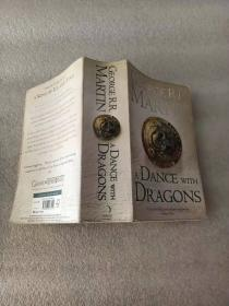A Dance With Dragons (A Song of Ice and Fire, Book 5)冰与火之歌5:魔龙的狂舞 英文原版