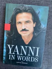 现货 Yanni in Words