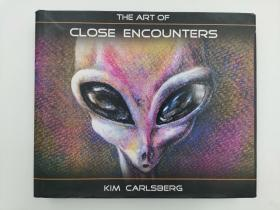 The Art Of Close Encounters Hardcover