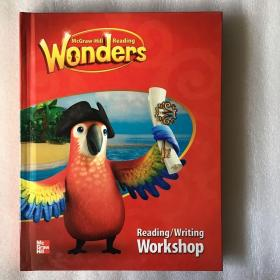 McGraw-Hill Reading Wonders (16开,精装)