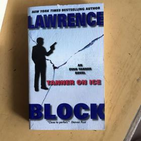LAWRENCE BLOCK Tanner on Ice