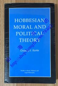 Hobbesian Moral and Political Theory