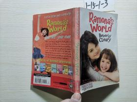 Ramonas World Movie Tie-in Edition